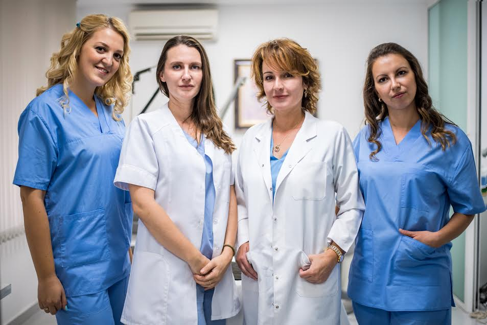 Екип на Дерматологична клиника DermaPlus